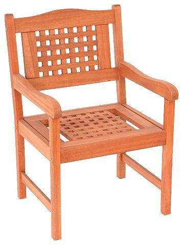 MERXX Sodo kėdė »Lima« Eukalyptusholz braun