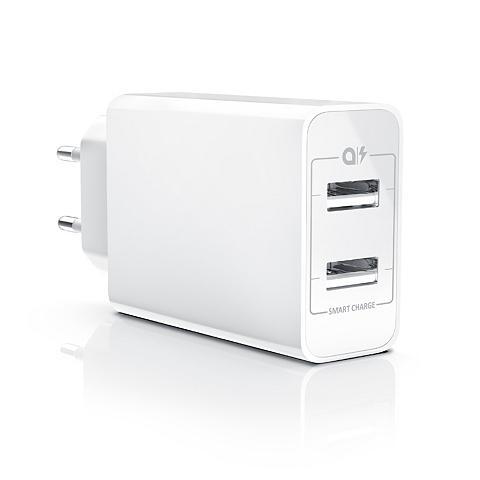 Aplic 2 Port USB laikmena įkroviklis su Smar...