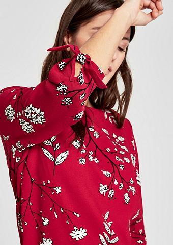 S.OLIVER RED LABEL Suknelė su gėlių raštas