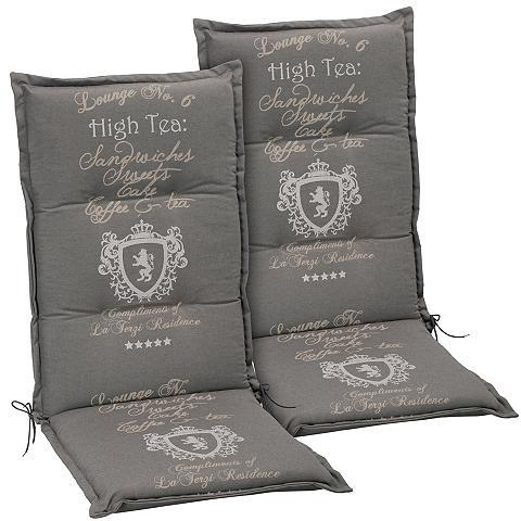 GO-DE Paaukštinta pagalvėlė gultui »High Tea...
