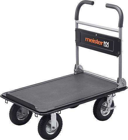MEISTER Rankinis krovinių vežimėlis »super cro...