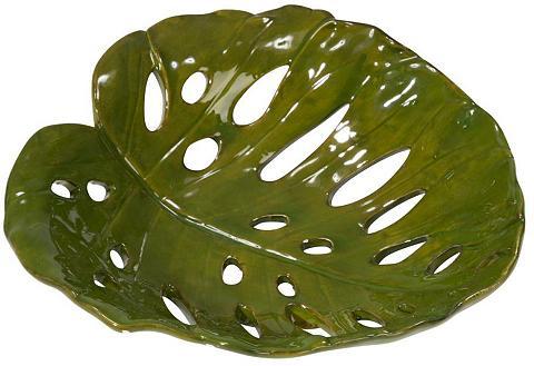 Dekoratyvinis dubuo »Tropical Leaf«