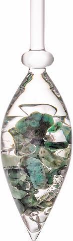 VITAJUWEL Mineralstein »Edelsteinphiole Vitality...