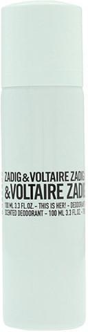 ZADIG & VOLTAIRE ZADIG & VOLTAIRE Deo-Spray »This Is He...