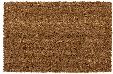 ANDIAMO Durų kilimėlis »Kokos uni« rechteckig ...