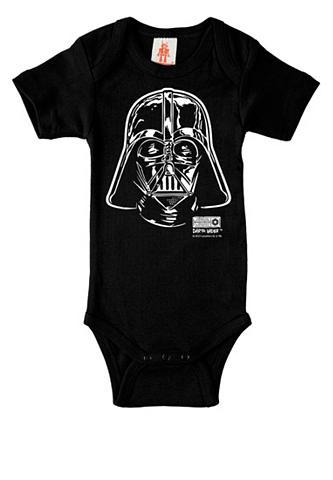 LOGOSHIRT Glaustinukė su Darth Vader-Frontdruck