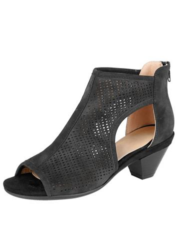 Liva Šalikas-mova sandalai su perforie...