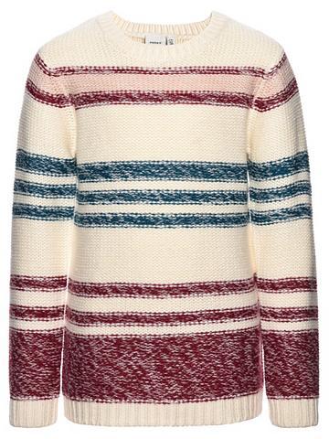 NAME IT Nitetilje Woll-/Baumwoll- Megztinis
