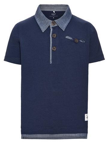 NAME IT Nitgreg Polo marškinėliai