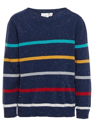 NAME IT Dryžuota Megztinis