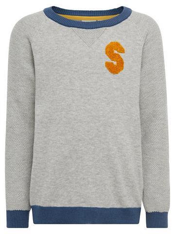 NAME IT Langarm- megztinis