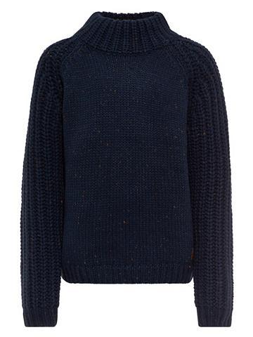 NAME IT Grob Megztinis