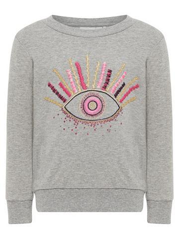 NAME IT Apvadas Sportinio stiliaus megztinis