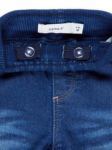 NAME IT Regular forma - Sweat-Denim Džinsai
