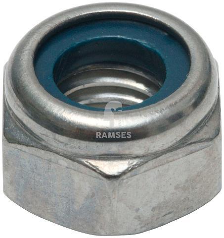 RAMSES Sicherungsmutter (Kunststoffring) DIN ...