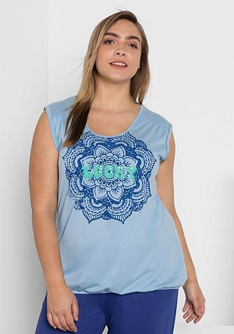 SHEEGO CASUAL Sheego Marškinėliai be rankovių