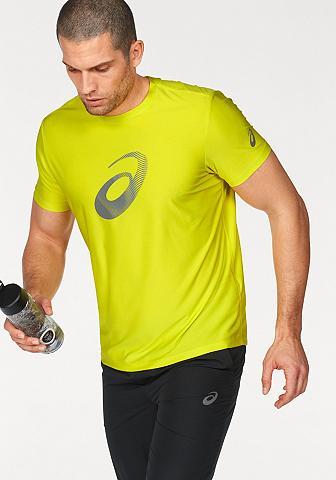 ASICS Sportiniai marškinėliai »GRAPHIC Topas...