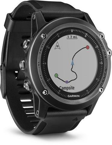 GARMIN Sportinis laikrodis »fenix 3 Saphir HR...