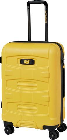 CAT ® Plastikinis lagaminas ant ratukų su ...