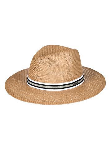 ROXY šiaudinė skrybėlė »Here We Go«