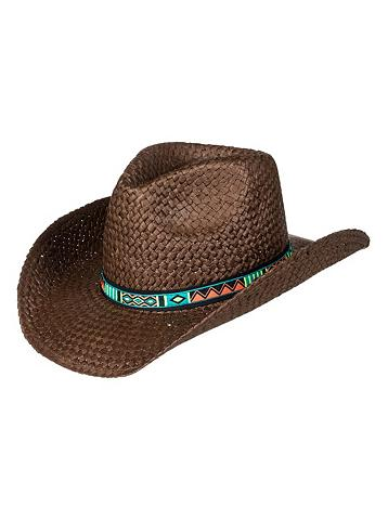 ROXY Stroh-Cowboyhut »Cowgirl«