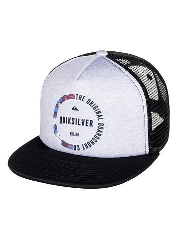 QUIKSILVER Trucker Kepurė su snapeliu »Mix Tape«