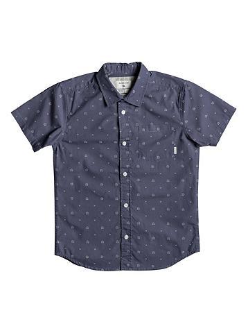 QUIKSILVER Marškiniai trumpom rankovėm »Kamanoa«