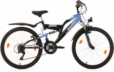 Fully kalnų dviratis jaunuoliams 24 Zo...
