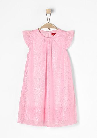 S.OLIVER RED LABEL JUNIOR Tiulio suknelė su blizgiu papuošimu dė...