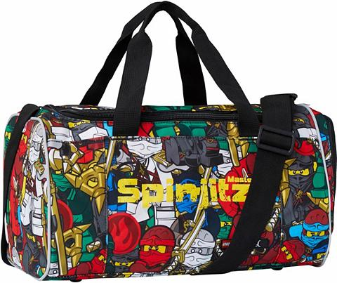 LEGO ® Sportinis krepšys »® NINJAGO® Comic«...