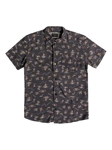 QUIKSILVER Marškiniai trumpom rankovėm »Aloha«