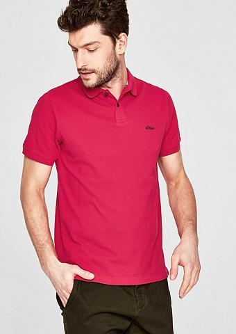 S.OLIVER RED LABEL Polo marškinėliai iš Baumwollpiqué