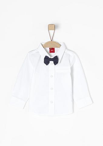 S.OLIVER RED LABEL JUNIOR Marškiniai su abknöpfbarer Peteliškė d...