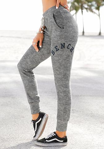 BENCH. Sportinio stiliaus kelnės in Melange-O...