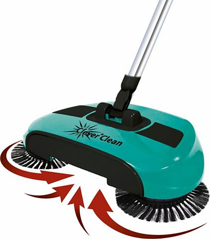 TELESHOP Clever Clean Spin Pro Kehrbesen