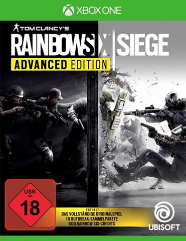 UBISOFT Tom Clancy?s Rainbow Six® Siege Advanc...