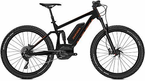 UNIVEGA Herren Elektrinis dviratis ATB 27 Zoll...
