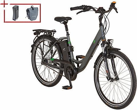 PROPHETE Da. City Elektrinis dviratis ir 2. Aku...