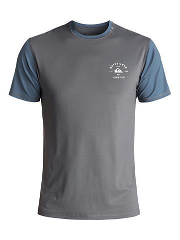 QUIKSILVER Amphibian UPF 50 Surf Marškinėliai »Co...