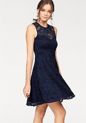 MELROSE Nėriniuota suknelė