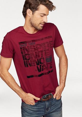 S.OLIVER RED LABEL Marškinėliai