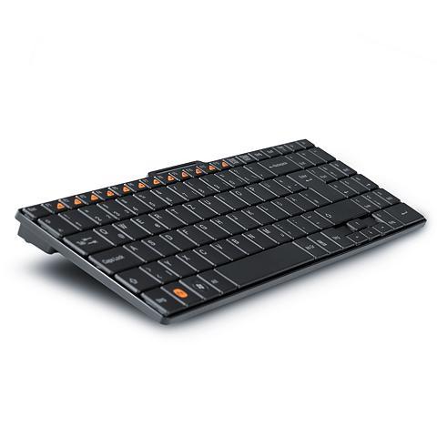 CSL Mini Wireless 24Ghz Tastatur im Slim D...