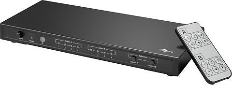 Goobay Ultra HDMI(TM) »Matrix 4 x 2«