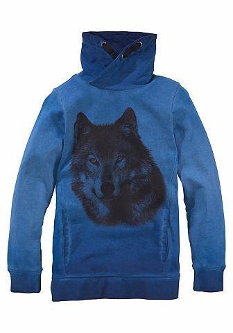 ARIZONA Sportinio stiliaus megztinis »WOLF«