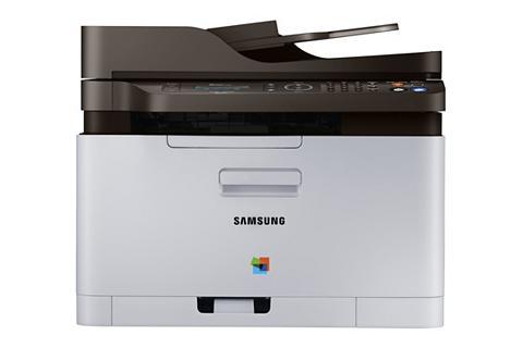 SAMSUNG Xpress C480FN Color Laser MFP Spausdin...