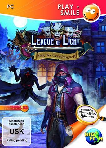 ASTRAGON PC - Spiel »League of Light: Sieg der ...
