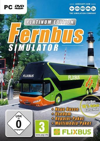 NBG PC - Spiel »Der Fernbus Simulator Plat...