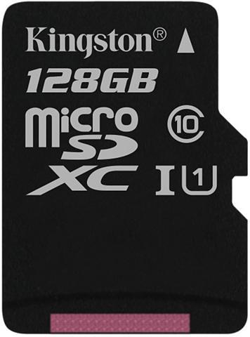 KINGSTON Atminties kortelė »micro SDXC Class10 ...