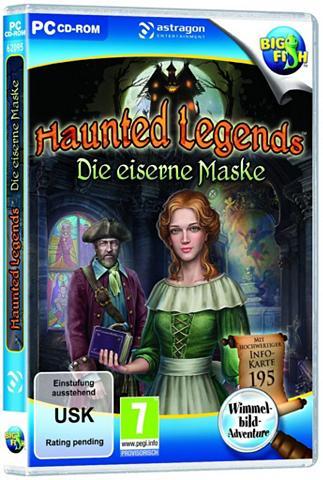 ASTRAGON PC - Spiel »Haunted Legends: Die eiser...