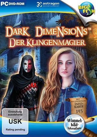 ASTRAGON PC - Spiel »Dark Dimensions: Der Kling...